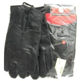 36 Bulk Women's Leather Gloves