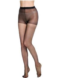 36 Bulk Ultra Sheer Queen Size Pantyhose In Black