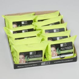 96 Bulk Facial Makeup Cleansing Wipes