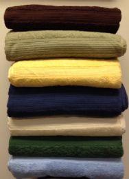 24 Bulk Majestic Luxury Bath Towels 27 X 52 Navy Blue