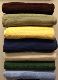 24 Bulk Majestic Luxury Bath Towels 27 X 52 Light Blue