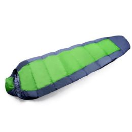 3 Bulk Lightweight Sleeping Bag - Mummy Style