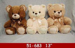 """12 Bulk 13"""" Hug Bear"""