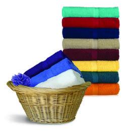 24 Bulk Royal Comfort Luxury Bath Towels 24 X 48 Salsa Red