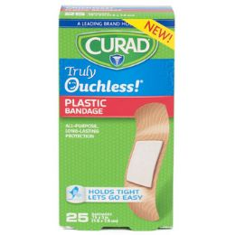 48 Bulk Bandages Curad 25ct Ouchless