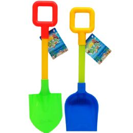 96 Bulk Shovel Play Set With Tag