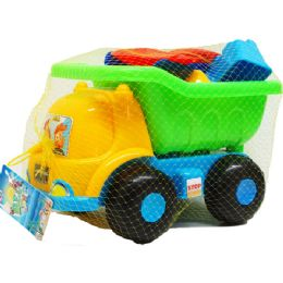 18 Bulk Beach Toy Truck With Accessories