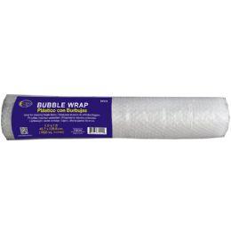 """24 Bulk Bubble Wrap, 5' X12"""" Bubble Wrap 1.5'x7.5' (total 11.25 Sq Ft.)"""