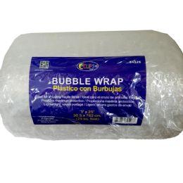 12 Bulk Super Bubble Wrap 1'x25'