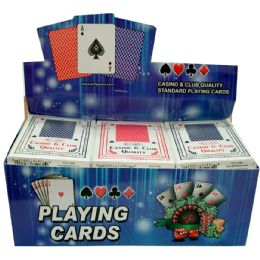 60 Bulk Playing Cards, 5 Inners Of 12