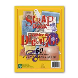 120 Bulk Sixty Count Coiled Scrap Book