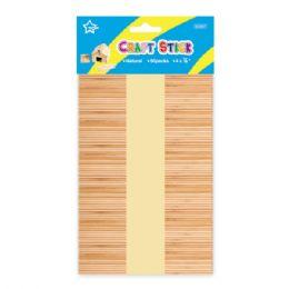 96 Bulk Wooden Craft Stick