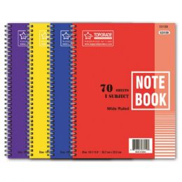96 Bulk 1 Subject 70 Count Notebook