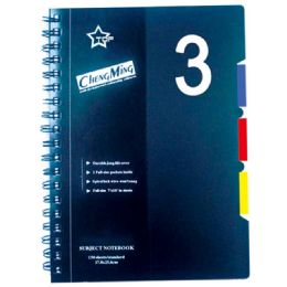 96 Bulk Spiral Fat Notebook 100 Pages