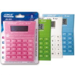 24 Bulk Calculator Assorted Colors