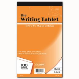 96 Bulk Hundred Count Writing Tablet