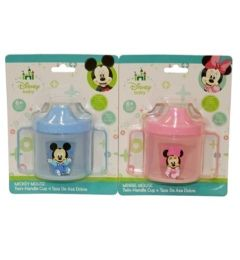 72 Bulk Mickey Mouse Baby Cup