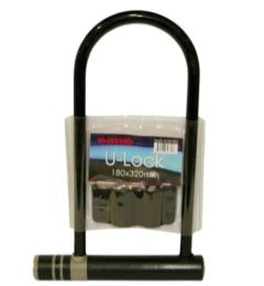 12 Bulk 32 Inch High Security Cable U Bar Lock