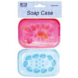 48 Bulk Two Piece Soap Case