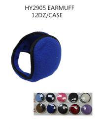 60 Bulk Unisex Fashion Winter Earmuffs
