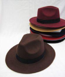 36 Bulk Mens Winter Hat In Assorted Color
