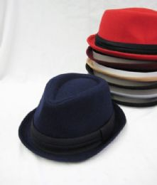36 Bulk Mens Winter Fashion Hat In Assorted Colors