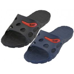 36 Bulk Men's Sport Slide Sandals