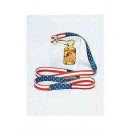72 Bulk Patriotic Dog Leash