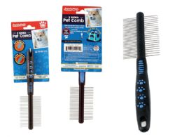 96 Bulk 2-Way Pet Comb