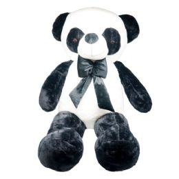 4 Bulk Fifty Two Inch Panda With Bow