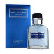 24 Bulk Mens David And Gabriel Perfume 100 Ml / 3.4 Oz. Sprays