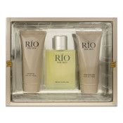 12 Bulk Mens Rio Gift Set