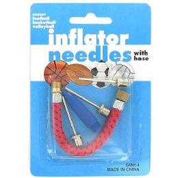 72 Bulk Inflating Needles With Hose