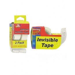 72 Bulk 2 Pack Invisible Tape Dispensers