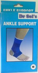 48 Bulk Dr Sol's Ankle Support Aids In Rehab Of Ankle Injuries