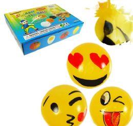 144 Bulk Emoji Splat Waterballs