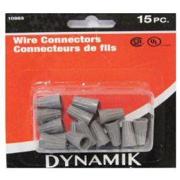 72 Bulk 15 Pieces Wire Connectors