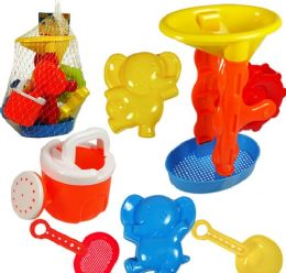 18 Bulk 6 Piece Beach Play Sets
