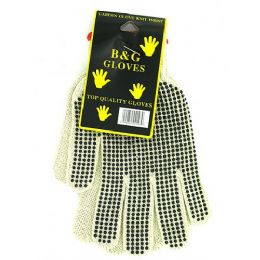 72 Bulk MultI-Purpose Jersey Work Gloves