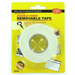 72 Bulk DoublE-Sided Removable Tape