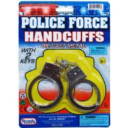 96 Bulk Police Force Handcuffs