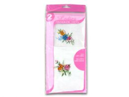 72 Bulk Ladies Handkerchief Set