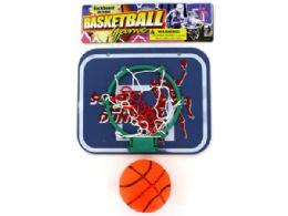 72 Bulk Basketball Game With Backboard