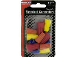 72 Bulk Twist On Electrical Connectors