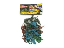 72 Bulk Toy Dinosaur Set