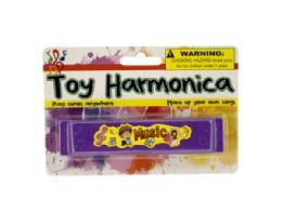 48 Bulk Toy Harmonica