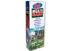 3 Bulk 5 In 1 MultI-Sport Game
