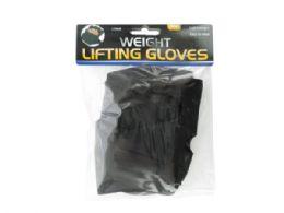 30 Bulk Men's Weight Lifting Gloves