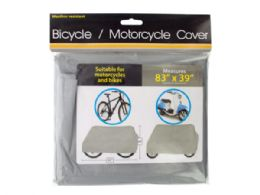 30 Bulk Bulk Buys Brand Weather Resistant Bicycle & Motorcycle Cover