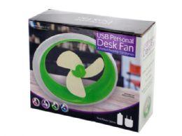 12 Bulk Usb Personal Desk Fan